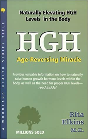 HGH (Human Growth Hormone): Age-Reversing Miracle (Woodland