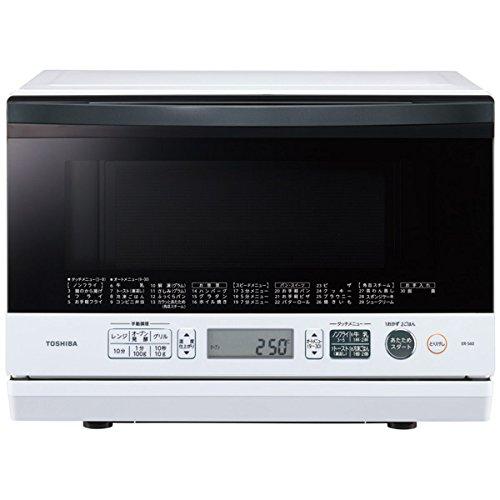 TOSHIBA スチーム(角皿式)オーブンレンジ 石窯オーブン ER-S60