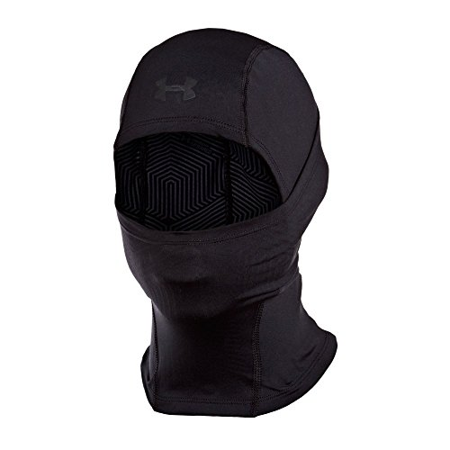 Under Armour Men's ColdGear Infrared Tactical Hood, Black (001)/Black, One -