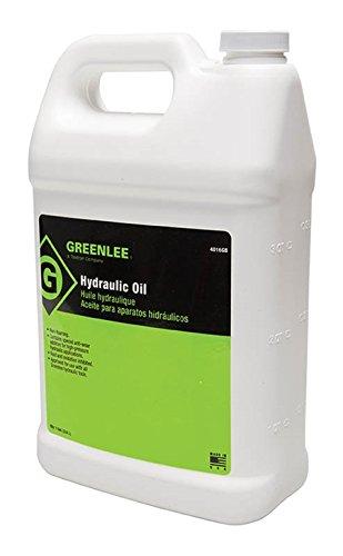 Greenlee 4016GB OIL-HYDRAULIC 1 GAL ORSNO81166