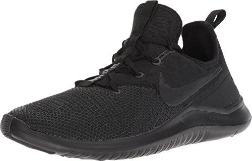 Nike Womens Free TR 8 Running Shoes Black/Black 7.5 B US