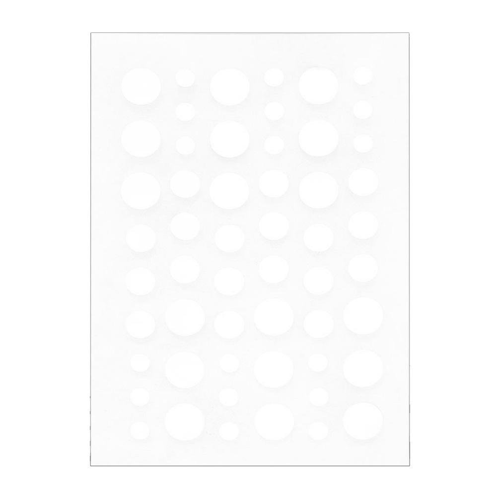 ttnight Resin Sticker Enamel Dot Sticker for DIY Paper Crafts Scrapbooking Cards Making Photo Album Decor