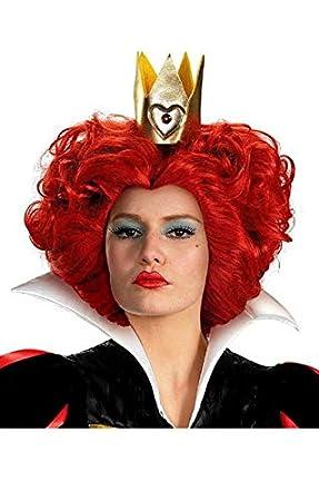 Reina Roja peluca