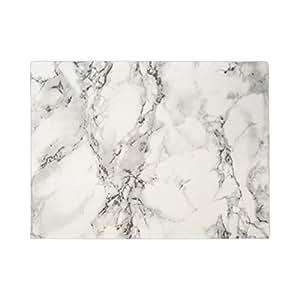 Funny mármol Rugs–Alfombra para Sala de estar Interior antideslizante alfombrillas de 60x 40cm se puede lavar a máquina. Bienvenida Doormats