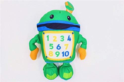 Amazon.com: 20cm (7.9 inch) - Team Umizoomi Bot Milli Geo ...