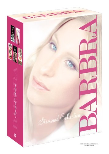Barbra Streisand Collection (What's Up, Doc?/The Main Event/Up the Sandbox/Nuts)