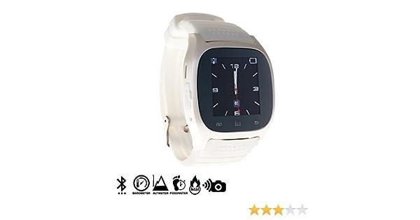 DAM - Smartwatch Timesaphire Bt White. Agenda de contactos ...