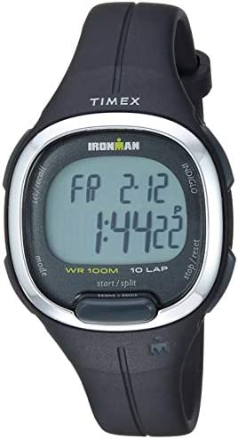 Timex TW5M19600 Ironman Mid Size Silver Tone product image