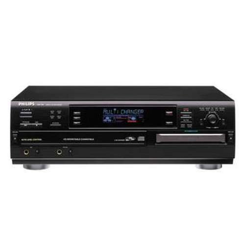 Philips CDR785 3-CD Integrated CD Recorder (Discontinued by Manufacturer)