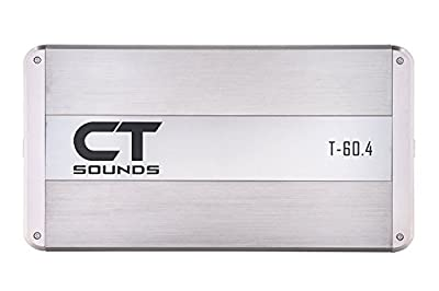 T Series Amplifier Parent by CT Sounds