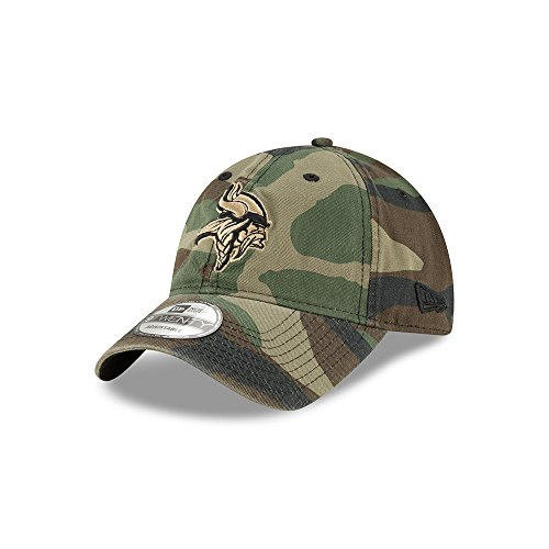 Minnesota Vikings Camo Core Classic Twill 9TWENTY Hat / Cap