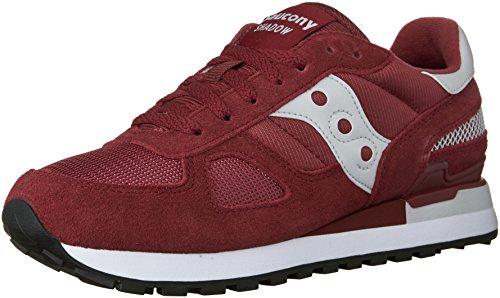 Saucony Shadow Original, Zapatillas para Hombre Rojo (Red)