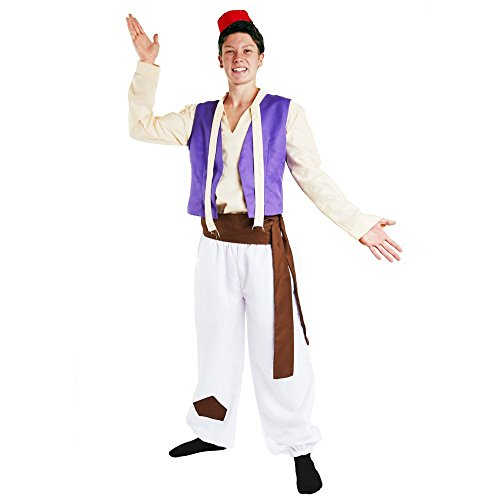 Adult Aladdin Costume -
