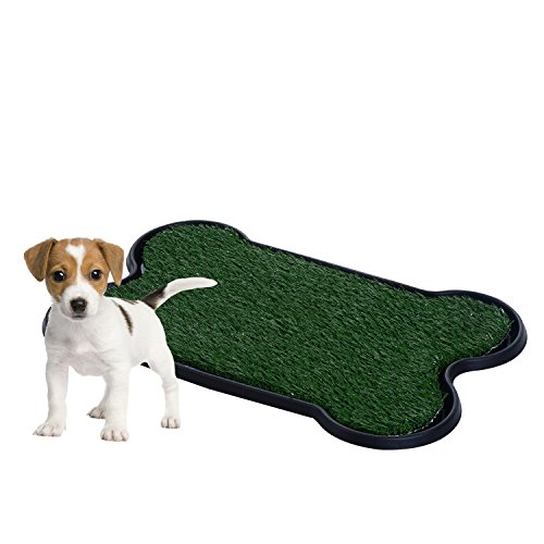 YSO Pet Potty Patch Dog Training Bathroom Pad Indoor/Outdoor Review