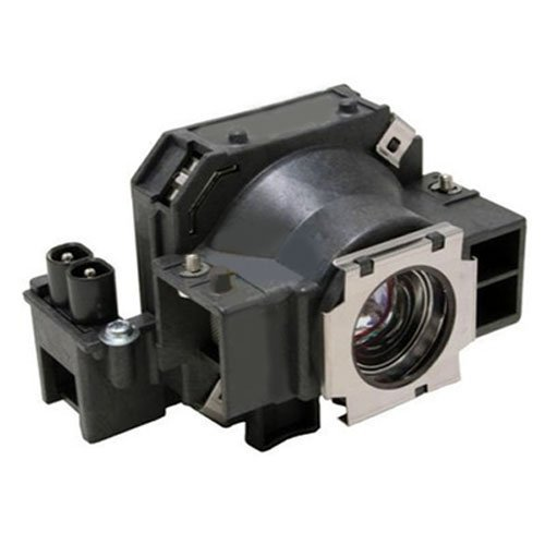 Projector Lamp ELPLP32 / V13H010L32 w/Housing For EPSON Projectors and 1-Year Replacement -