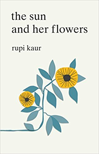 Book cover from [By Rupi Kaur] The Sun and Her Flowers (Paperback)【2017】by Rupi Kaur (Author) [1869]by Rupi Kaur