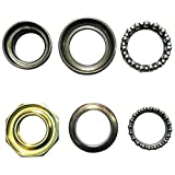 Scooter Steering Stem Head Roller Bearing Set for