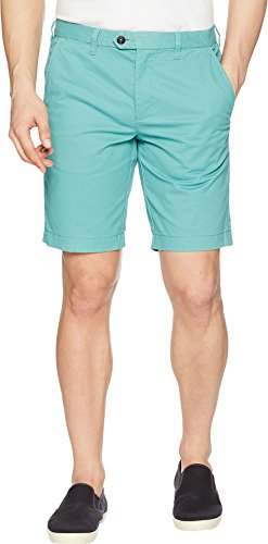 Ted Baker Men's Proshor Solid Chino Shorts Pale Green 28 R by Ted Baker
