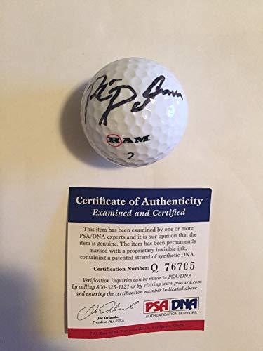 Ryan Palmer Autographed Golf Ball PSA/DNA -