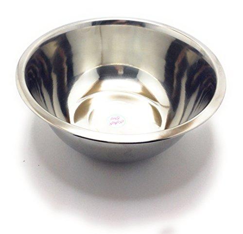 NANShop Stainless Steel Mixing Bowl 10.5