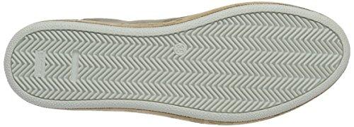 Manas Rodi, Chaussures Slip-on Femme Grau (Grigio+avorio+grigio+argento+grigio)