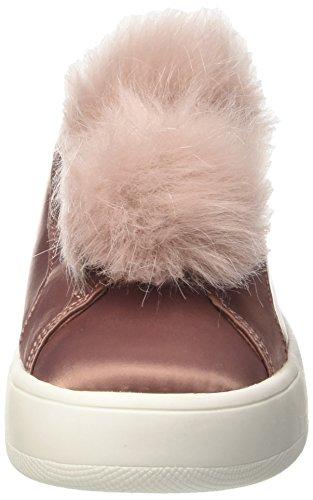 Sneakers Taglia Blush Femme Argent Breeze Scarpa Steve Satin Rose Madden EqUTff