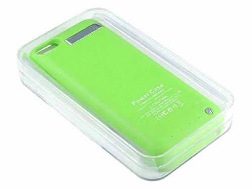 ACQUA POWER COLOR CASE 3500 mAh COLORE:LIME Protegge il tuo Iphone e gli da una carica di riserva, e inoltre dotata di comodo stand PERFETTAMENTE COMPATIBILE CON IPHONE 5 - IPHONE 5S - IPHONE 5C si