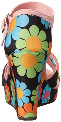 Wedge Kaymann Women's Sandal DAWGS Magic Pump Bus Hx40qwq
