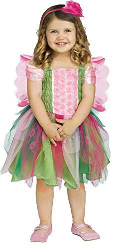 Fun World Flower Fairy Baby Costume (3T-4T)