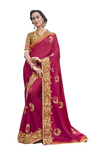 Indiani Per Le Di Tradizionale Nozze Partito Facioun Donne Sari 105 Indossare Da Sari Rosso Progettista Etnica fqxtwnE