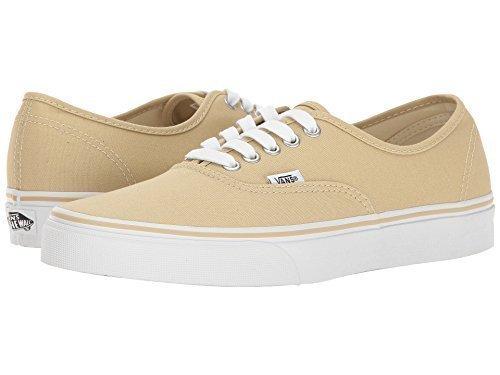 Vans Pale Khaki/True White Authentic VN0A38EMMQY (8 B(M) US Women/6.5 D(M) US Men)