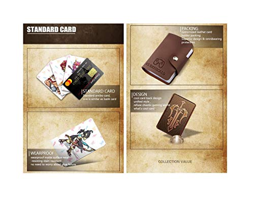 Full Set NFC PVC Tag Cards Breath of The Wild 20 Hearts Wolf Link Quick Arrive by Optim-Price (Image #2)