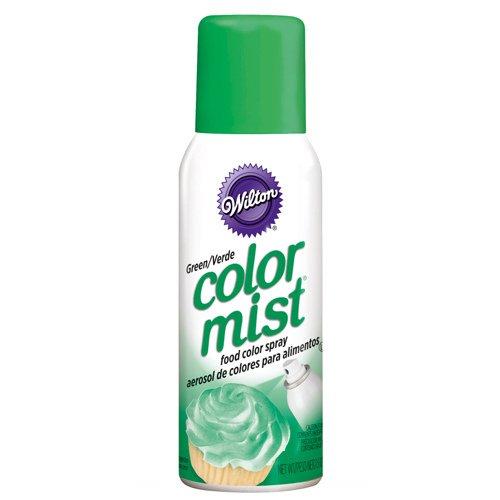 Color Mist Spray 1.5oz-Green