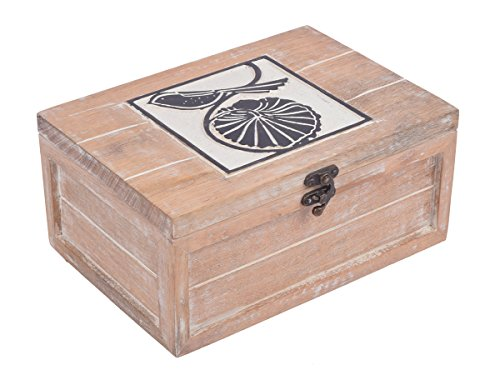 Buy Cheap storeindya Thanksgiving gifts tea box Multi Functional Wooden Box Organizer