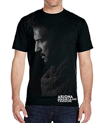 Amazon.com: Ricardo Arjona Official Merch Mens T-Shirt Malena Camiseta de Hombre: Clothing