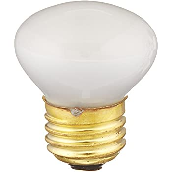 Bulbrite 40R14 40-Watt Incandescent R14 Mini Reflector Light Bulb, Standard Base