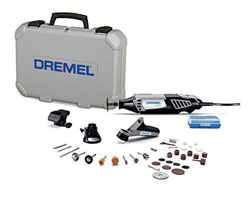 (Dremel 4000-3/34 120-Volt Variable Speed Rotary Tool Kit)