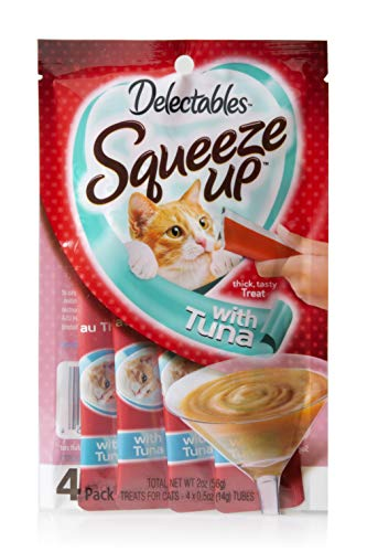 Yogurt Squeeze Pops For Cats