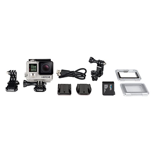 GoPro HERO4 SILVER Moto Bundle by GoPro