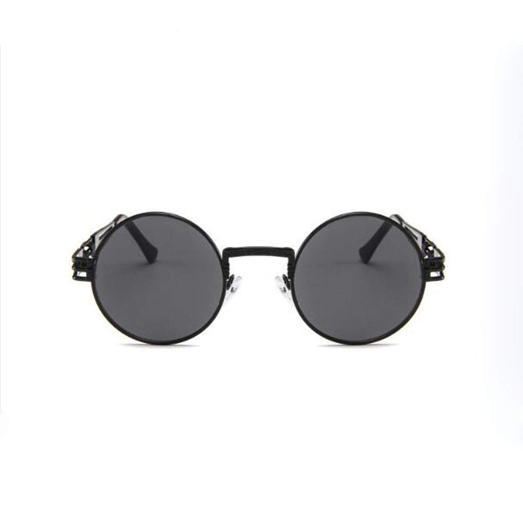 Trule Women Men Fashion Vintage Retro Glasses Unisex Big Frame Sunglasses Eyewear