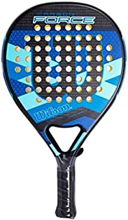 WILSON CARBON FORCE BLEU 2017