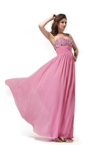 Rosa Linie Damen Pearl Queen Hot Kleid A Pink f7TpxW6w