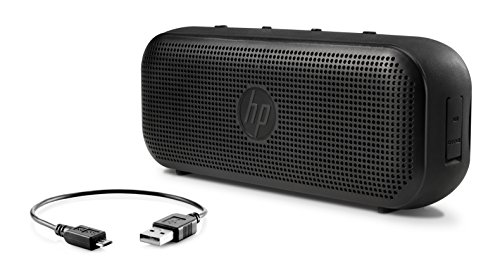 HP S4000 Altavoz Portátil Bluetooth Rugged, Color Negro