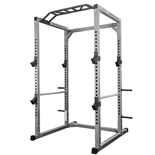 Valor Fitness BD-41 Heavy Duty Power Cage Band Pegs Multi-Grip Chin-Up