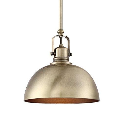Brass 6 Light Pendant - 5