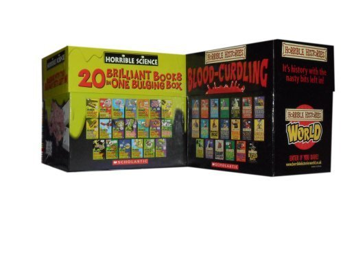 Download Horrible Series Collection 40 Books Set With Box. pdf epub