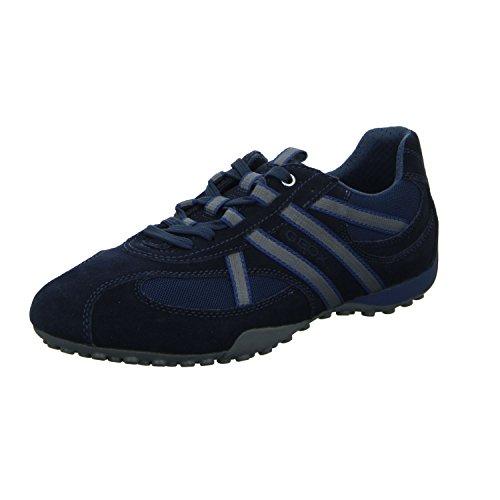 U Da Uomo Blu S Geox Sneakers Snake d4IWCq