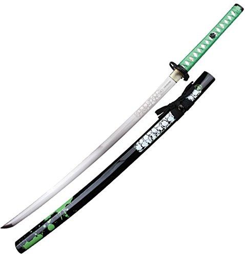 Z-Hunter ZB-059GN Samurai Sword, 40.75-Inch Overall