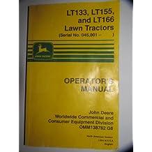 john deere lt133 service manual