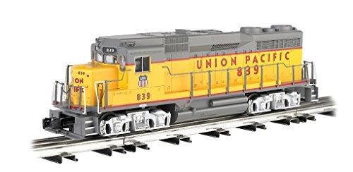 - Bachmann Industries General Motors GP 30 Scale Diesel Locomotive Union Pacific 839 O Scale Train